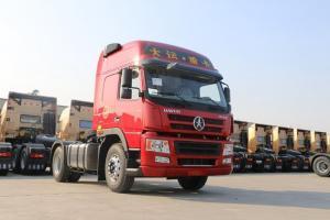 大运 新N8E重卡 标载型 350马力 4X2牵引车(510后桥)(CGC4180D5DAAD)