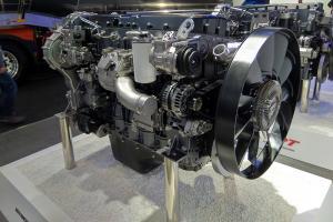 上菲红 Cursor11 GBVI柴油发动机 国六技术