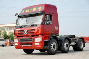 大运 新N8E重卡 375马力 6X2牵引车(CGC4250D5EBAE)