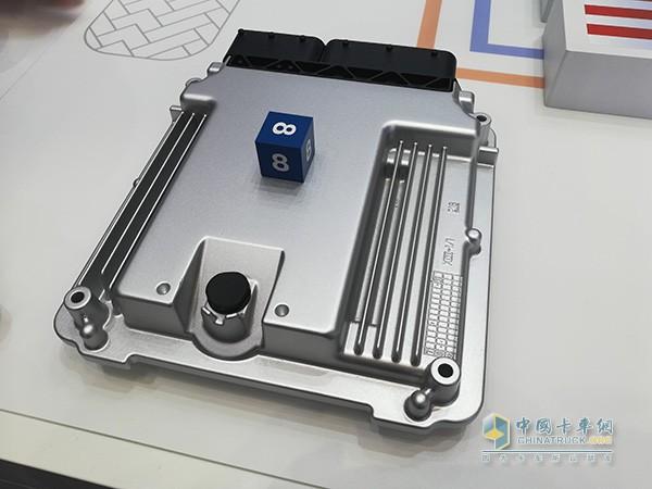 燃料电池控制单元