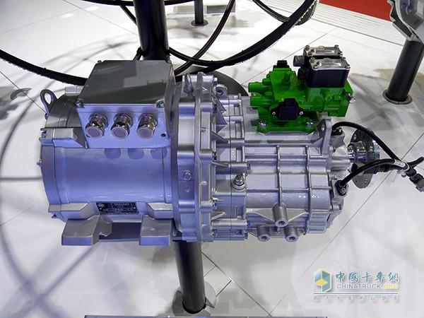 法士特4E50纯电动自动变速器