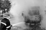 """夏日炎炎卡车易""""燃""""须及时检修 那么引起车辆自燃的原因有哪些呢?"""