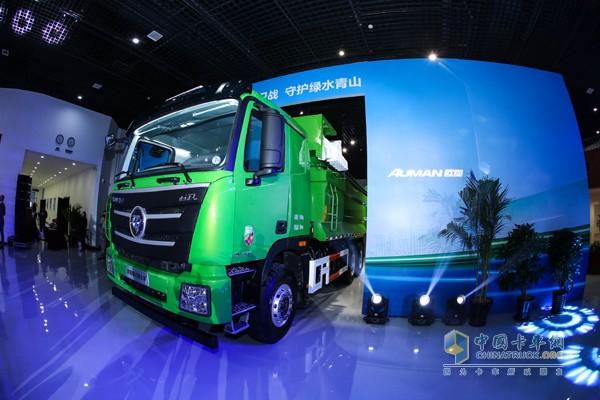 欧曼GTL 2019款带来的44项改进升级