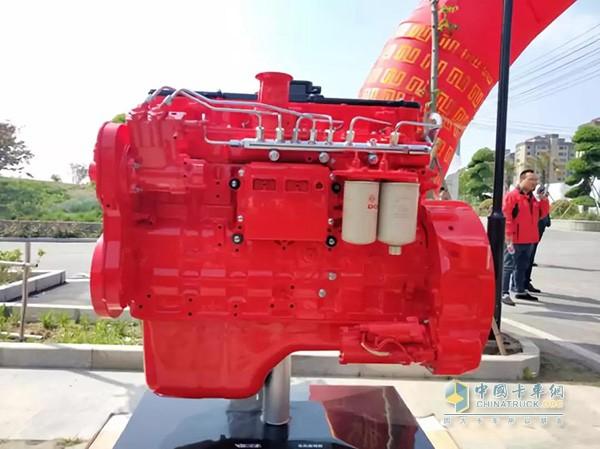 东风康明斯ISL9.5系列发动机