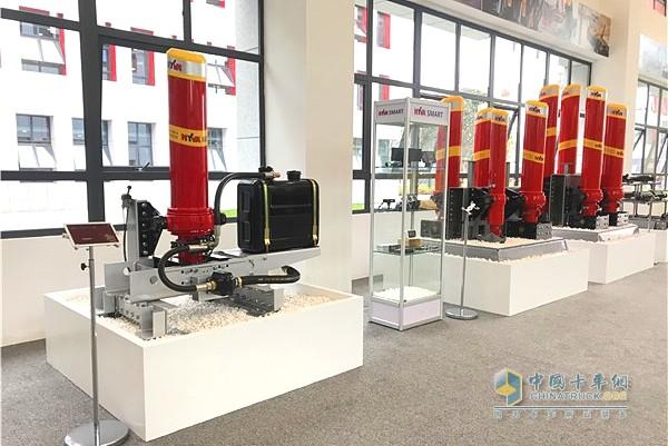 海沃液压油缸产品展示