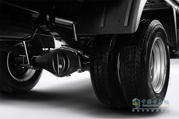 开瑞优劲T70L/T72L配置ABS、EBD、EPS