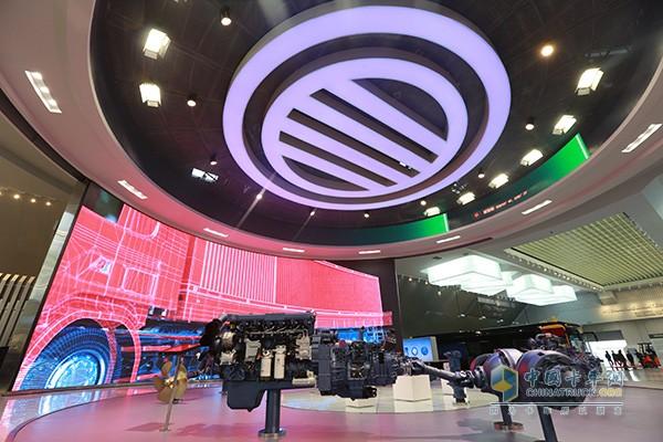 潍柴动力科技展馆
