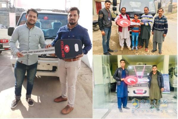 时代汽车在巴基斯坦收获了一大众用户
