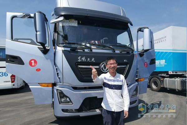 东风商用车技术中心智能驾驶技术负责人李洋博士