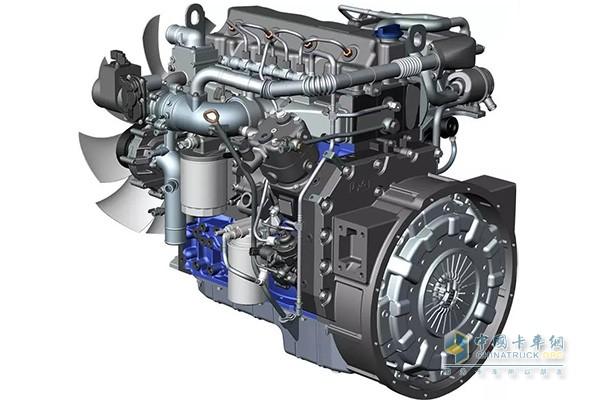 全柴490发动机