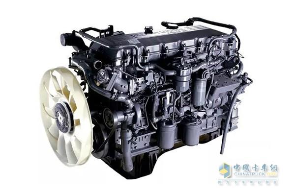 第三代POWERTEC大马力发动机