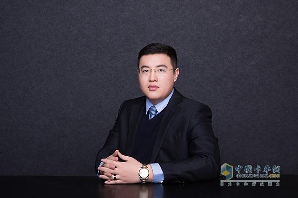 东风商用车正定经销商负责人赵先生