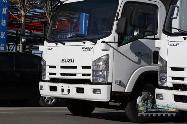 2018年度中国卡车用户最信赖车型:KV600