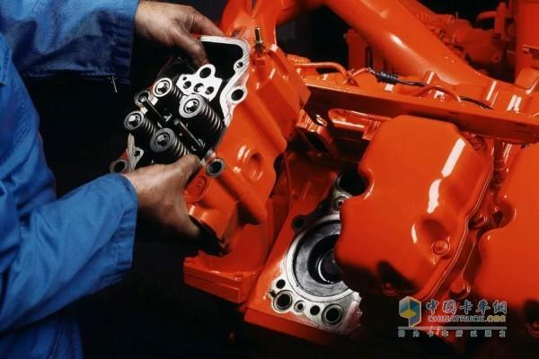 斯堪尼亚发动机基于独特的模块化设计理念