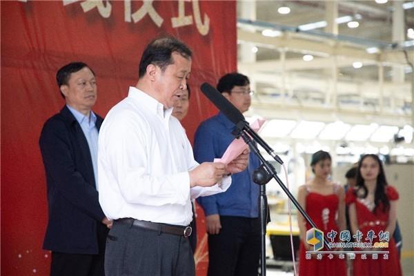 潍柴动力集团CEO张泉