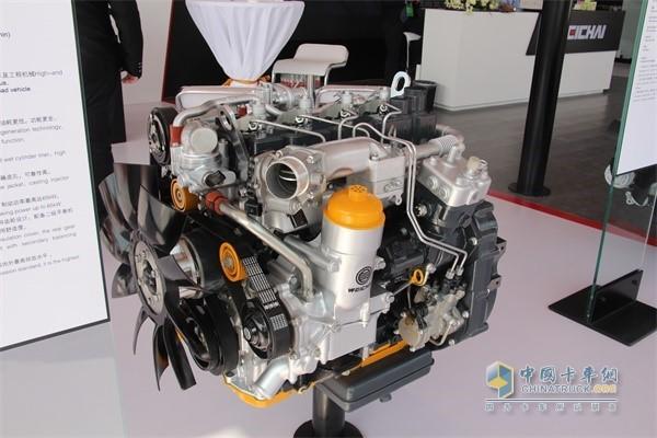 潍柴W3N发动机
