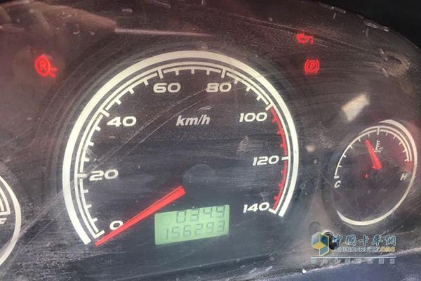 时代驭菱V5油耗更低
