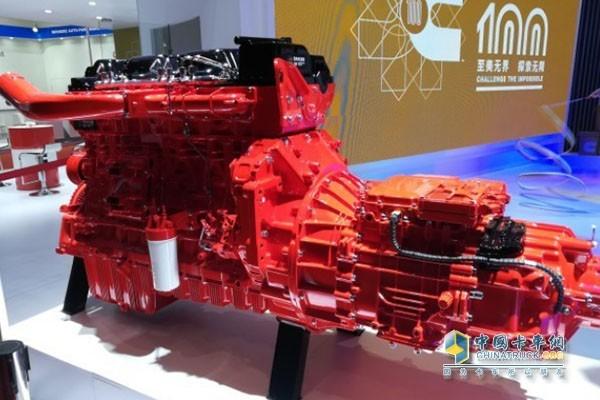 康明斯Z14国六发动机