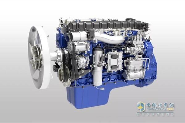 WP10H柴油机