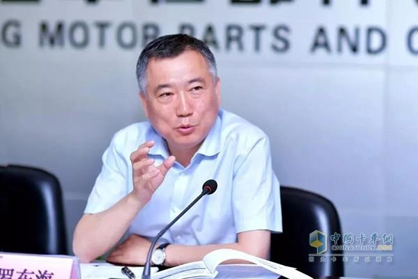 徐工集团副总经理、徐工汽车总经理、党委书记罗东海
