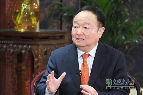 全国人大代表、五征集团董事长姜卫东先生