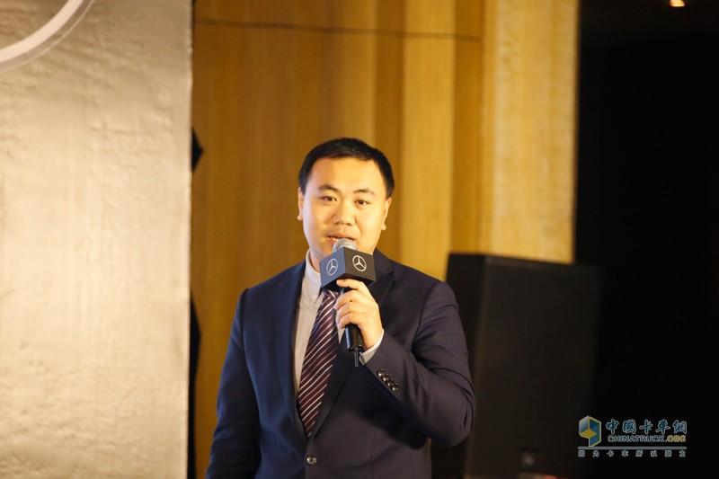 国际道路运输联盟(IRU)东亚及东南亚代表处对外事务经理王冉先生