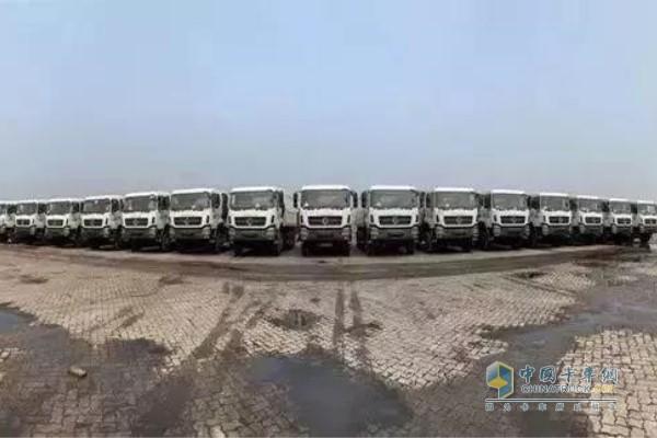 康明斯助力东风交付印尼商用车最大采购订单