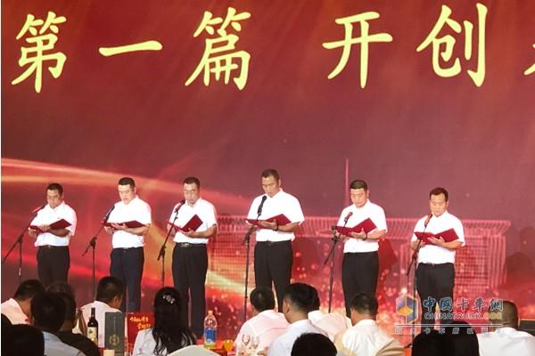 一汽解放引领着中国商用车的发展方向