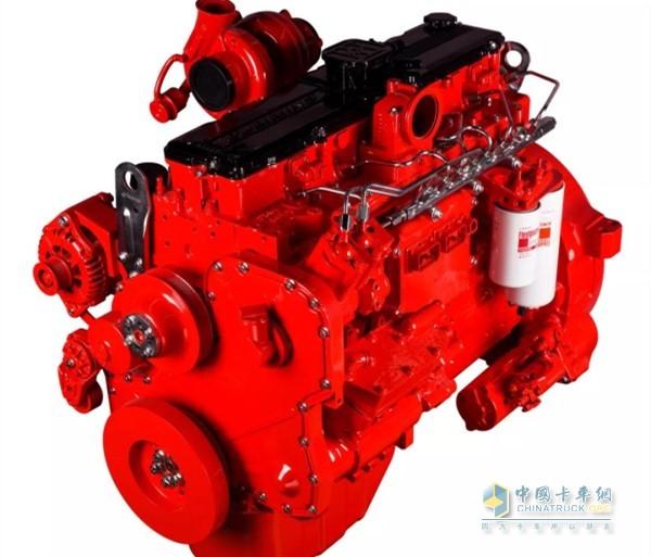东风康明斯生产的ISL9.5L发动机