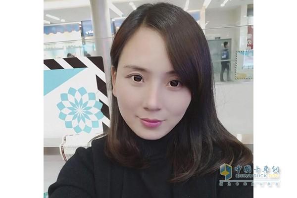 网红女司机安徽宏姐