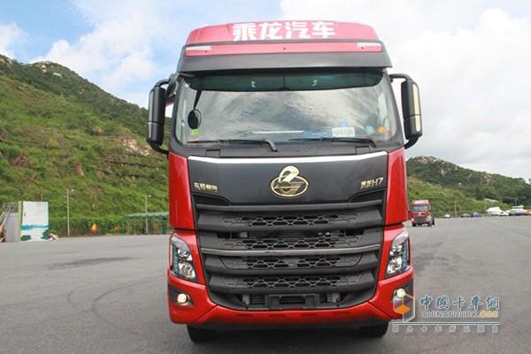乘龙H7600马力国六产品