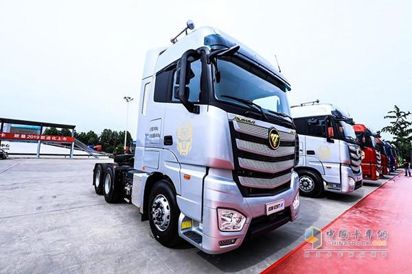 欧曼EST-A超级卡车