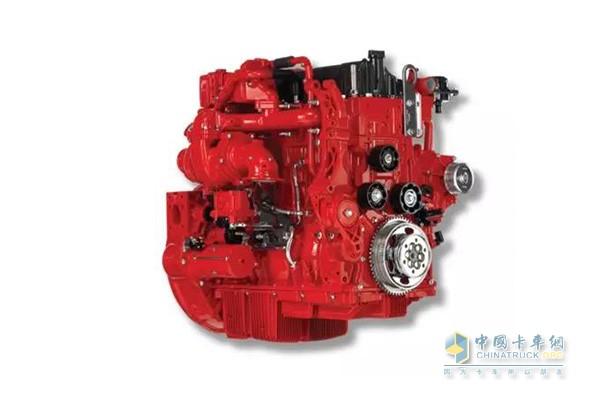 欧马可S3搭载的是康明斯发动机
