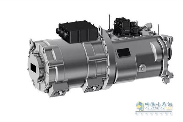 法士特6E240电驱动变速箱系统