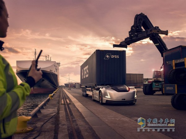 在物流中心与港口之间实现自动运输 Vera锋芒初露