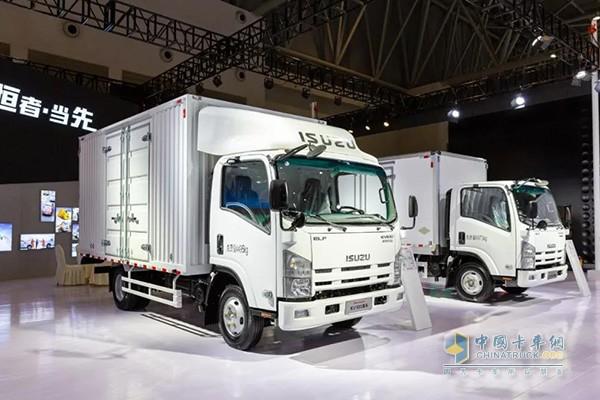 庆铃KV600载货车