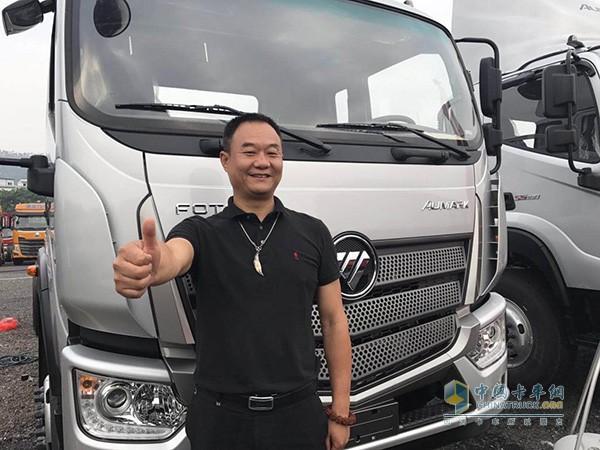 深圳广合通汽车销售有限公司总经理周伟