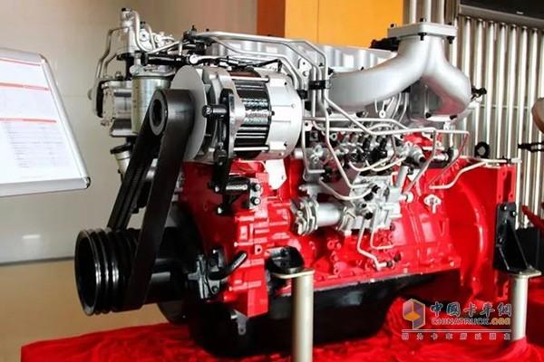 匹配P11C系列发动机