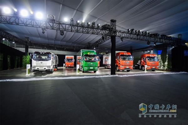 解放卡车 挣钱机器