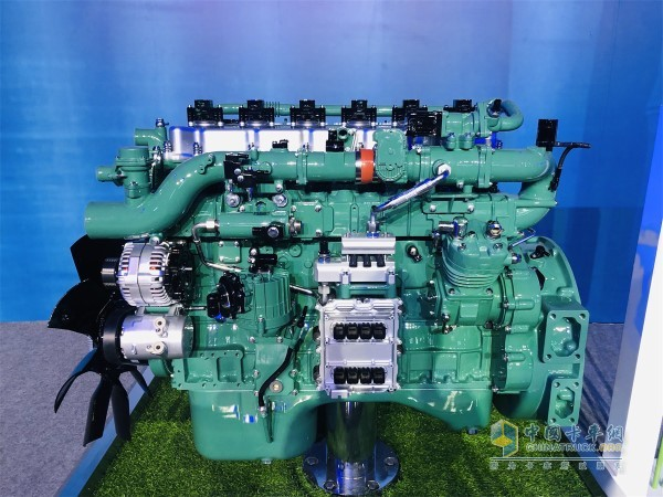 解放動力天然氣國六發動機