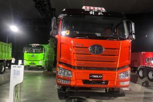 一汽解放J6P 8×4 公路自卸车(国六)