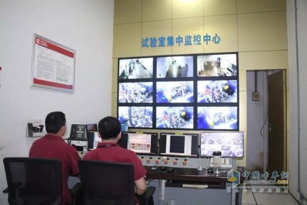 安康采用康明斯全球通用的COS运营系统指导生产制造过程