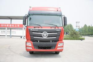 福田戴姆勒 欧曼GTL 6系重卡 360QQ自动抢红包 8×4 载货车