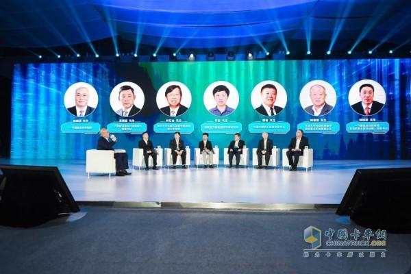 """六位各届知名专家就国六和新能源车发展话题给大家""""上一课"""""""