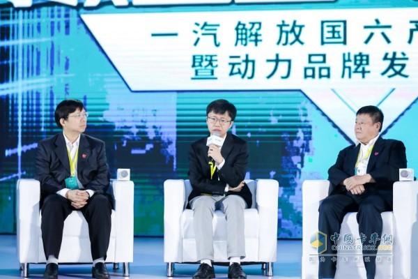 国家发改委能源研究所的研究员刘坚先生