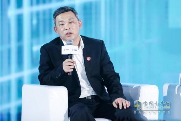 一汽解放商用车开发院院长、党委书记吴碧磊