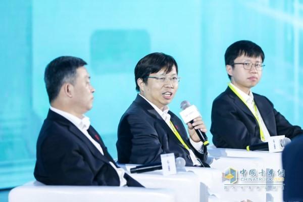清华大学汽车工程系教授、博士生导师帅石金先生