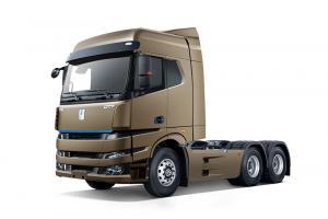 吉利远程 M100重卡460/430马力 6X4甲醇新能源牵引车