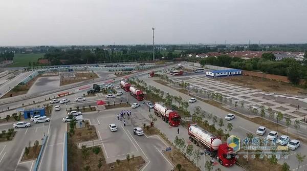 危险品运输企业换车必须经过相关部门审核