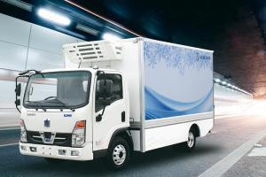 吉利远程 E200纯电动冷藏车